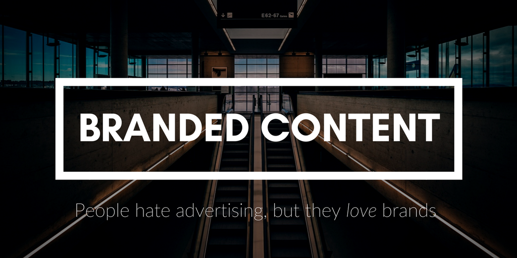 Branded Content Marketing to Millenials
